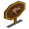 Horned Toad Mastery Sign-icon