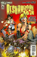 Resurrection Man Vol 2 2