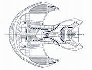 D&#39;Kora class refined ventral view concept