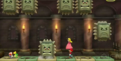 Bowsers castle stage