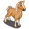 Hackney Palomino Horse-icon