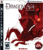 Dragon Age Origins Boxart