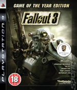 Fallout 3 Game Of The Year Edition Boxart