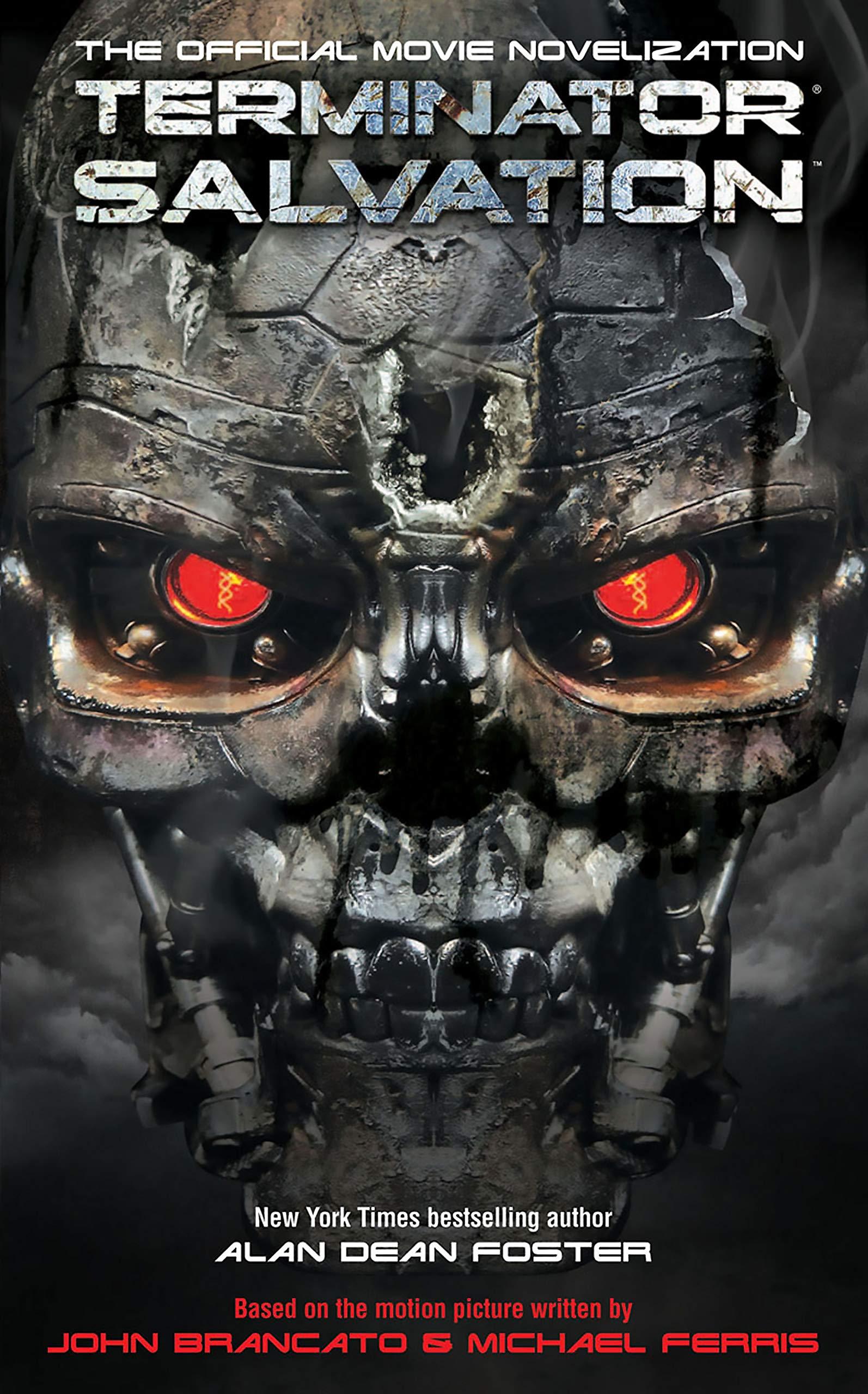 T 800 Terminator Salvation Terminator Salvation (novel) - Terminator Wiki