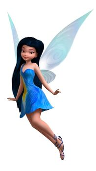 Tinkerbell.Silvermist