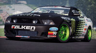 Falken tire mustang gt shift 2