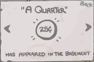 A quarter