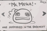 Mr Mega unlock