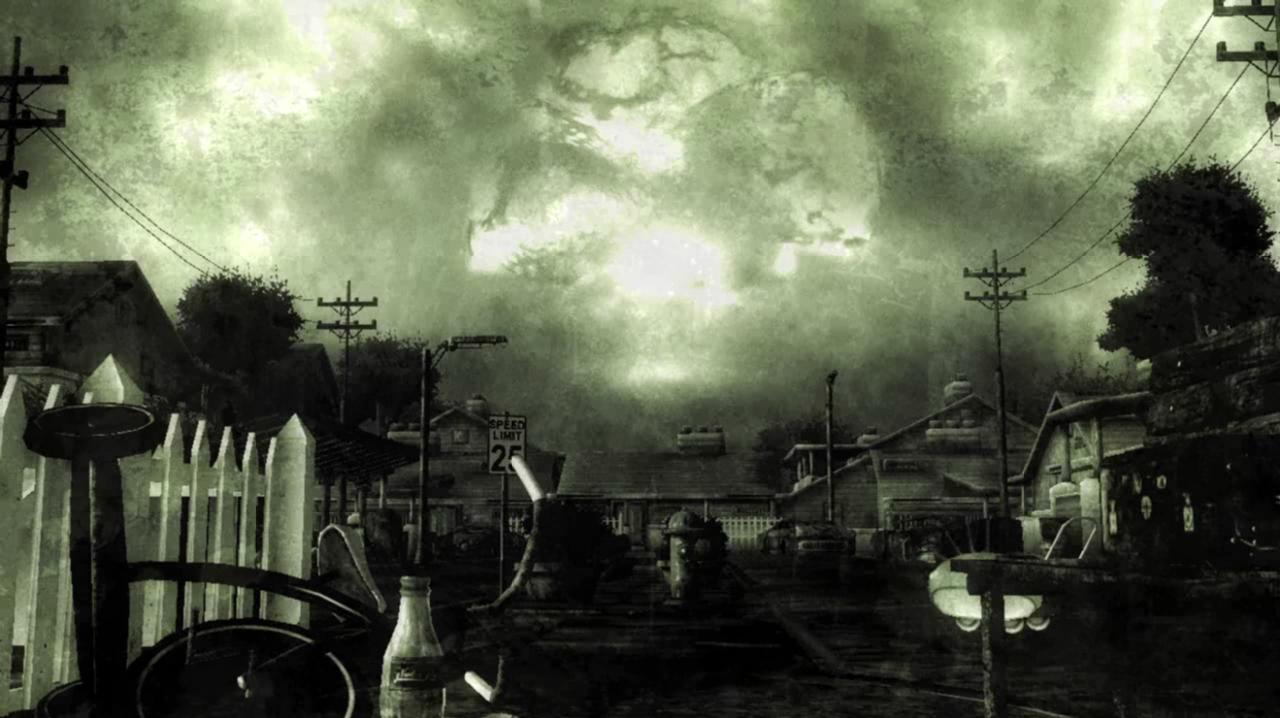 Fallout 3 cartoon red head cartoon pics