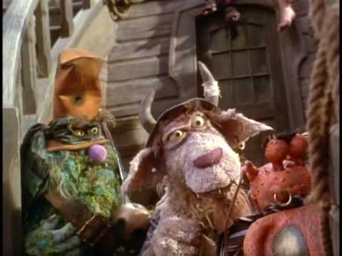 Muppet Treasure Island Sing Along Sailing For Adventure