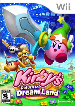 Kirby's Return to Dream Land (NA)