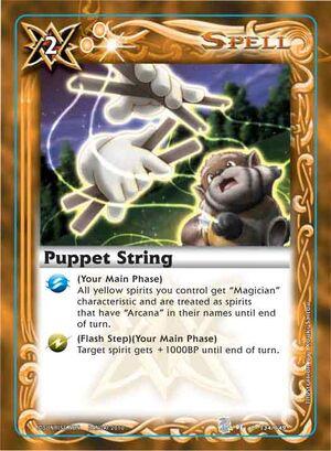 Battle spirits Set 3  300px-Puppetstring2
