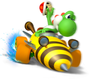 Yoshi MK7