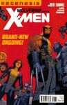 Wolverine & the X-Men Vol 1 1