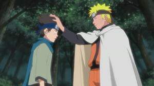 Naruto&#39;s fav. student