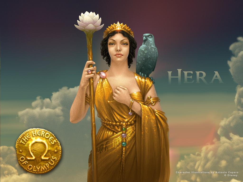 Ancient Greek Goddess Hera