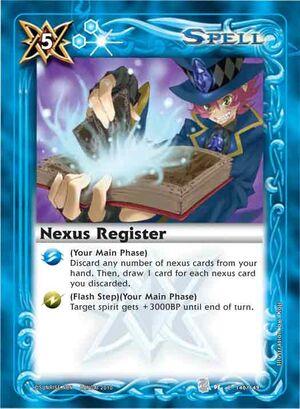Battle spirits Set 3  300px-Nexusregister2