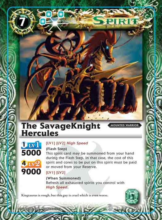 Booster Set 3 Knighthercules2