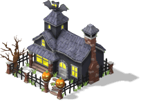 Halloween Townhouse-SW
