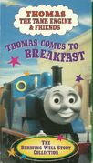 ThomasComestoBreakfastandOtherThomasAdventures1998VHScover