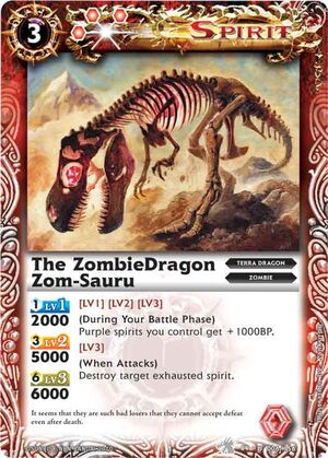 Battle Spirits Set 4 300px-Zom-sauru2