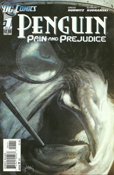 Penguin Pain and Prejudice Cover