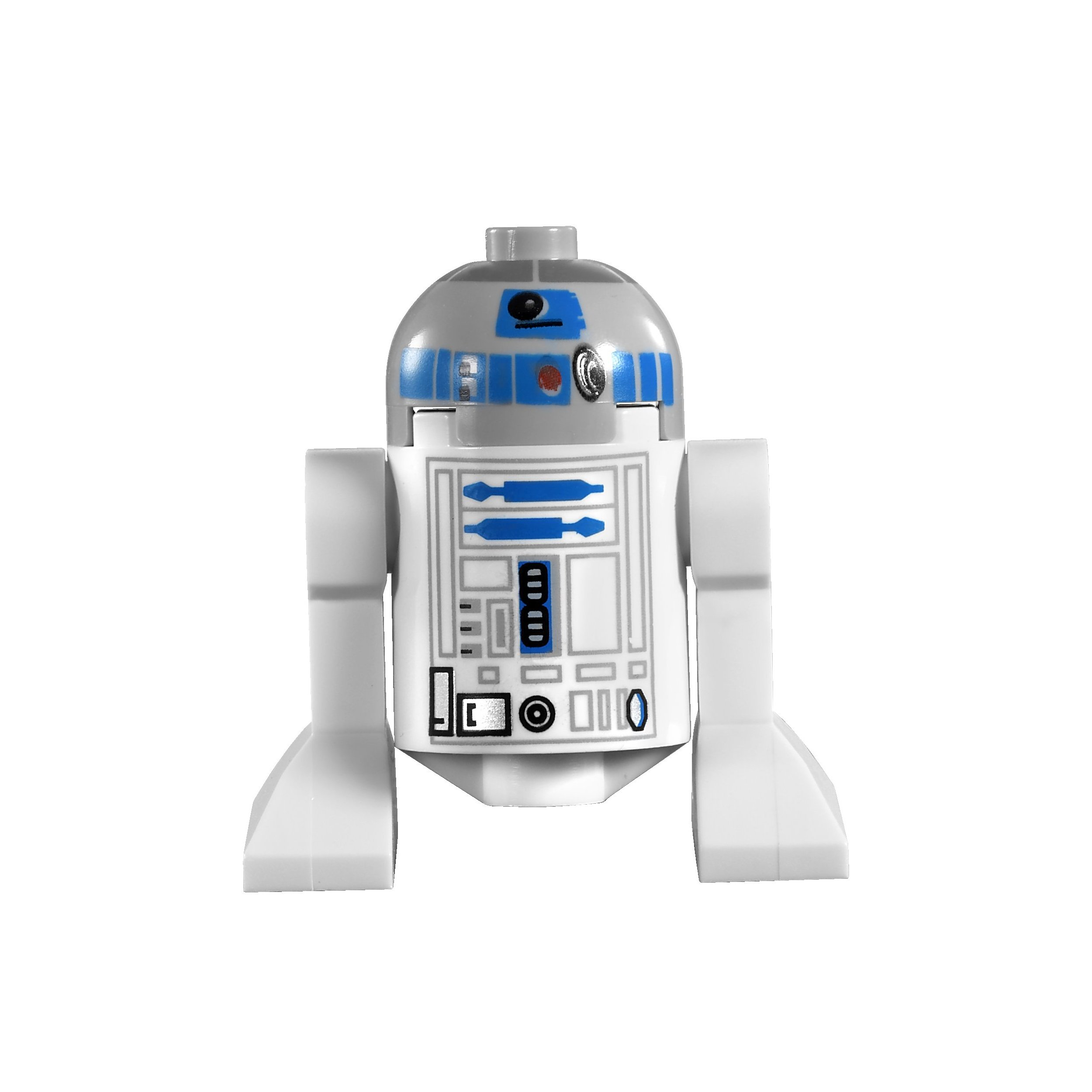 R2d2 R2-D2 - Brickip...
