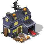 Halloween Party House-SE