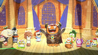Fish hooks fish school musical picture