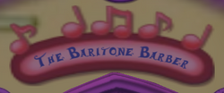 Baritone barber