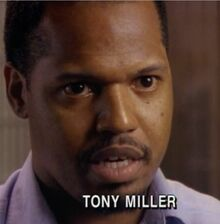Tony miller