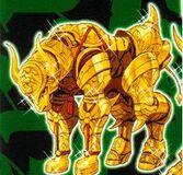 EPISODE G - Enciclopedia dei personaggi - GOLD SAINT - Taurus Aldebarab