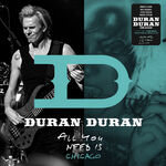 Duran duran Recorded live at Chicago Theatre, Chicago, IL, USA, October 21st, 2011.