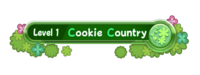 KRtDL Cookie Country plaque