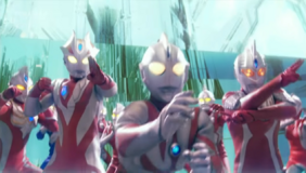 UltramanMax,Xenon,Neos and Seven21