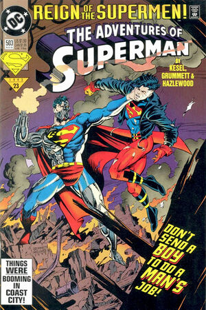 Adventures of Superman 503