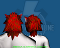 Werewolf 02 Monstrous (Head Type) - Back