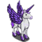 Purple Pegacorn-icon