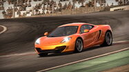 Mp4-12c in nfs shift