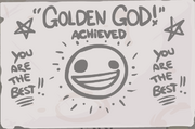 Golden God Achievement