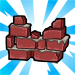 Crumbling Bricks-viral