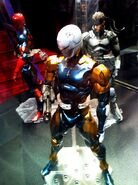 Play-Arts-Kai-Metal-Gear-Solid-Solid-Snake-Cyber-Ninja 1316015386