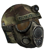 Cop icon tactical helmet