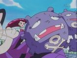 EP052 Weezing y Jessie