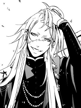 Undertaker – Black Butler Wiki – Manga, Anime, Sebastian ...  Undertaker – ...