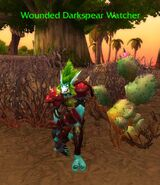 (Echo Isles) Wounded Darkspear Watcher