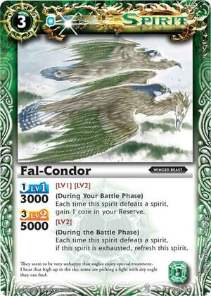 Battle Spirits Set 4 300px-Fal-condor2