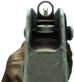 M16 Iron Sights BO