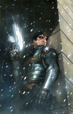 Winter Soldier Vol 1 1 Gabriele Dell&#39;otto Variant Textless