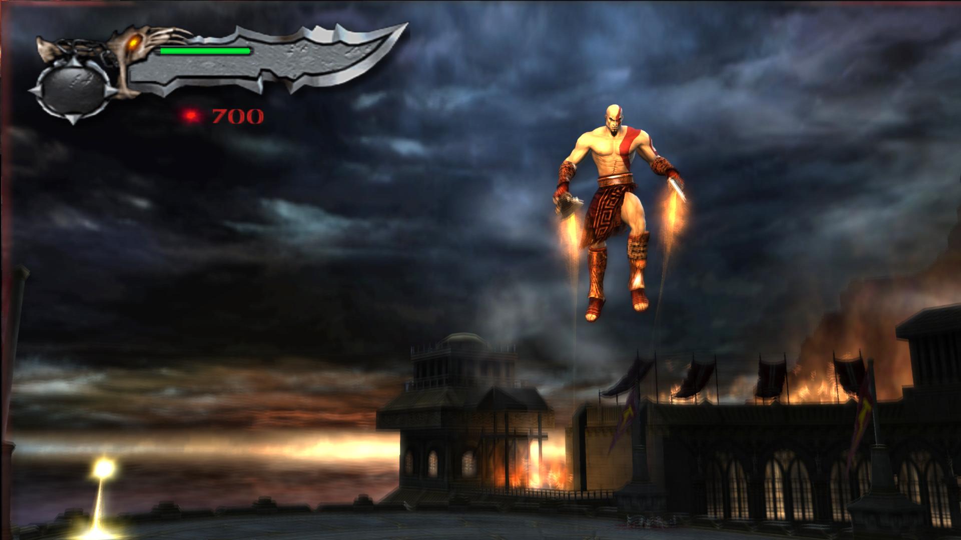 God Of War 2 (100% working) || 196 MB